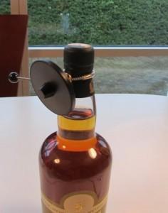 Brik til flaske